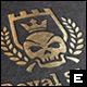 Royal Skull Logo Template - GraphicRiver Item for Sale