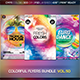 Colorful Flyers Bundle Vol. 50 - GraphicRiver Item for Sale