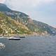 Boats at Amalfi coast near Positano - PhotoDune Item for Sale