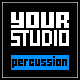 Blockbuster Epic Percussion Logo