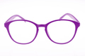 Purple eyeglasses isolated on white - PhotoDune Item for Sale