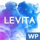 Photography WordPress | Levita for Photography - ThemeForest Item for Sale