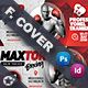 Boxing Scholl Cover Templates - GraphicRiver Item for Sale