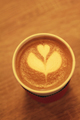 Latte in a takeaway cup - PhotoDune Item for Sale