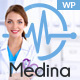 Medical Medina - Medical WordPress Nulled