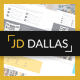 JD Dallas - Responsive Business Joomla 3.7 Template - ThemeForest Item for Sale