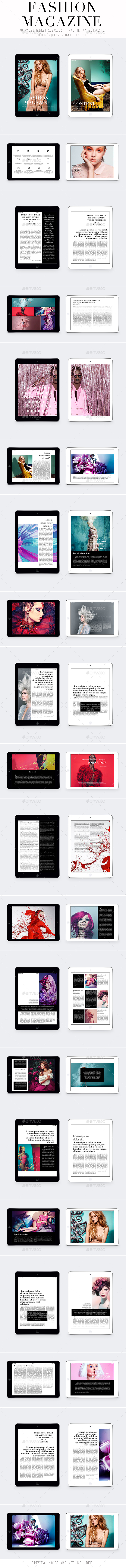 Ipad&Tablet Fashion Magazine