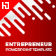 Entrepreneur Powerpoint Template - GraphicRiver Item for Sale