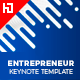 Entrepreneur Keynote Template - GraphicRiver Item for Sale