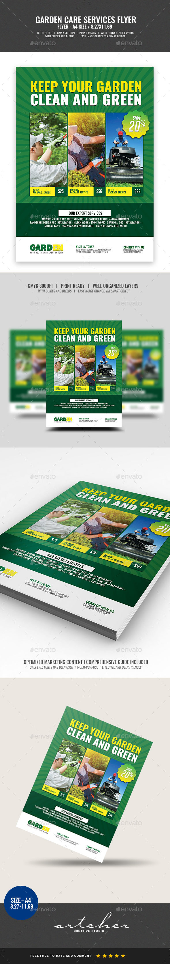 Landscaping Services Flyer v2