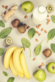 Variety of fresh fruits and nuts - PhotoDune Item for Sale