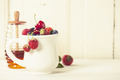 Mixed berries in a cup - PhotoDune Item for Sale
