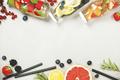 Detox fruit infused flavored water - PhotoDune Item for Sale