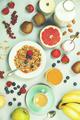 Healthy breakfast ingredients - PhotoDune Item for Sale