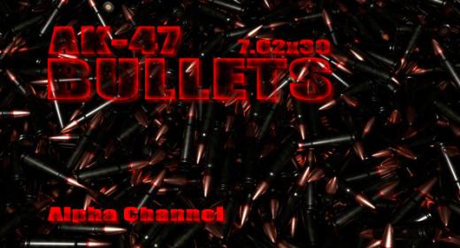 AK- 47 Bullets