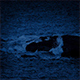Waves Breaking On Rocks At Night - VideoHive Item for Sale