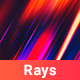 120 Light Rays Backgrounds Nulled