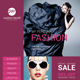 Fashion Flyer 06 - GraphicRiver Item for Sale