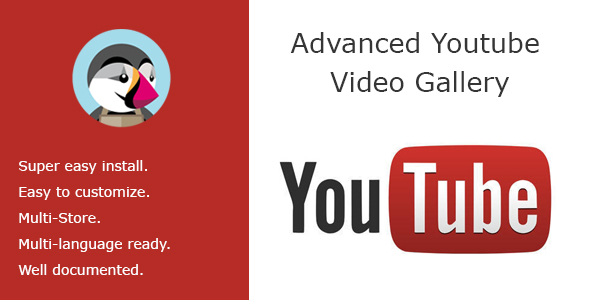Advanced Youtube Video Slider & Gallerie - CodeCanyon Item for Sale