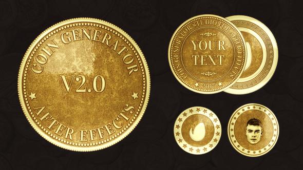 Coin Generator Studio