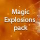 Magic explosions