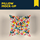 Pillow Mock Up Template - GraphicRiver Item for Sale