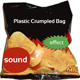 Plastic Crumpled Bag - AudioJungle Item for Sale