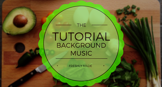Tutorial Backgrounds