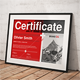 Swiss Style Certificate - GraphicRiver Item for Sale