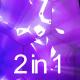 Brilliant Glass VJ (2in1) - VideoHive Item for Sale