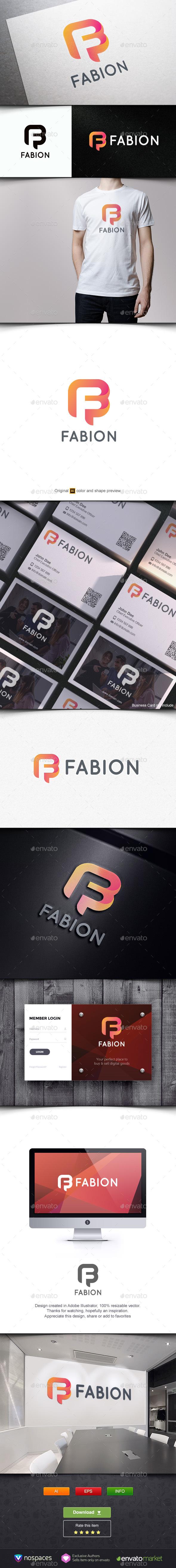 GraphicRiver Fabion 20229699