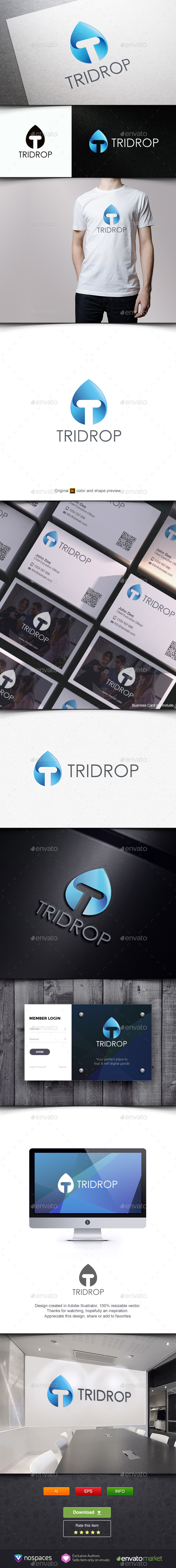 GraphicRiver Tridrop 20229862