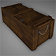 Wood crate PUBG - 3DOcean Item for Sale