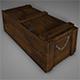 Wood crate PUBG