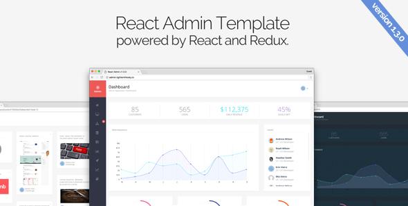 React Admin