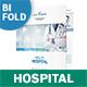 Hospital Bifold / Halffold Brochure