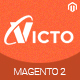 Victo - Ultimate Responsive Magento 2.1 Theme Nulled
