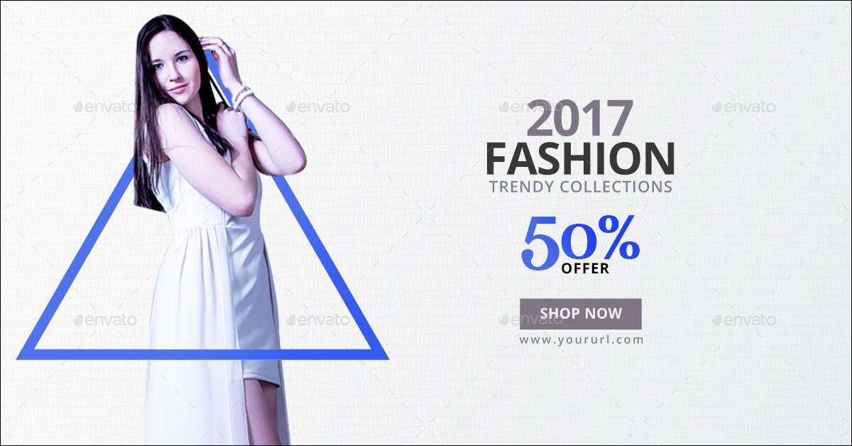 The gallery for --> Fashion Banner