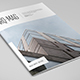 Simple Minimal Architecture Magazine - GraphicRiver Item for Sale