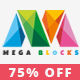 MegaBlocks - Multipurpose Html Template (with page/template builder) Nulled