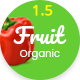 Fruit - Organic Food Shop Responsive WooCommerce WordPress Theme Nulled
