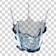 Water Drop Splash - VideoHive Item for Sale