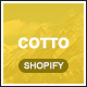 Cotto - Bike Store Shopify Theme - ThemeForest Item for Sale