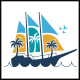 Sea Sail Travel Logo