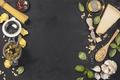 Ingredients for italian pesto sauce - PhotoDune Item for Sale
