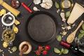 italian food background - PhotoDune Item for Sale