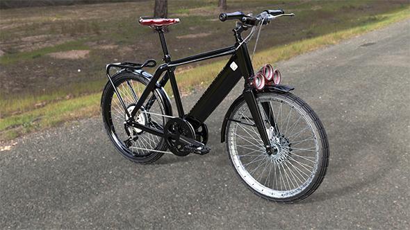 3DOcean Bike High Detail Model 20232612