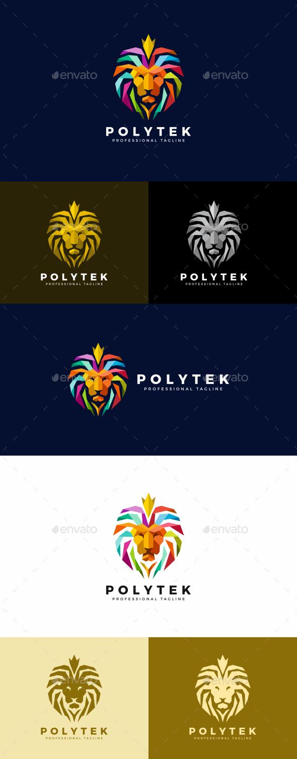 Lion - Animals Logo Templates