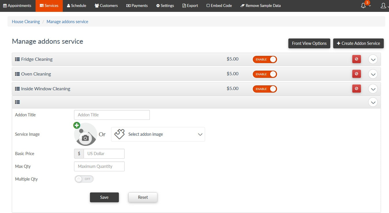Cleanto Appointment Booking System By Skymoonlabs CodeCanyon - Us zip code validation php