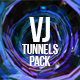 Vj Tunnels Pack - VideoHive Item for Sale